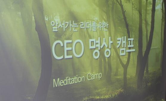 CEOmeditation camp