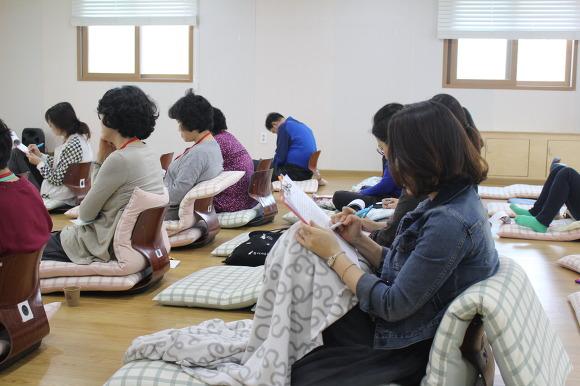52th self reflection meditation weekend camp  (11)